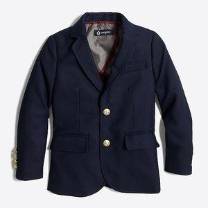 J. Crew Navy Blazer Jacket